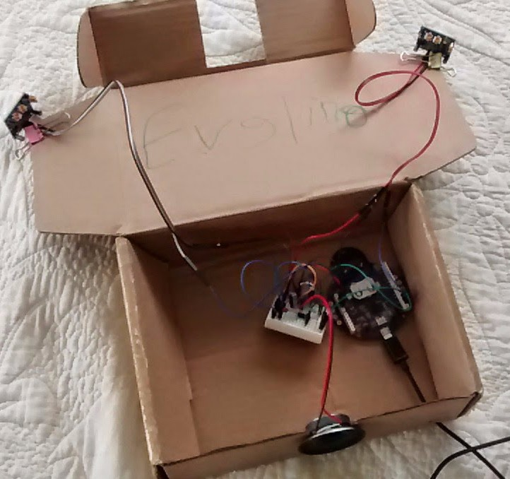 arduino+breadboard