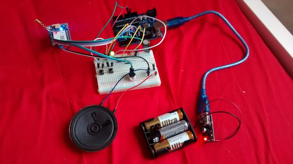 arduino-phone