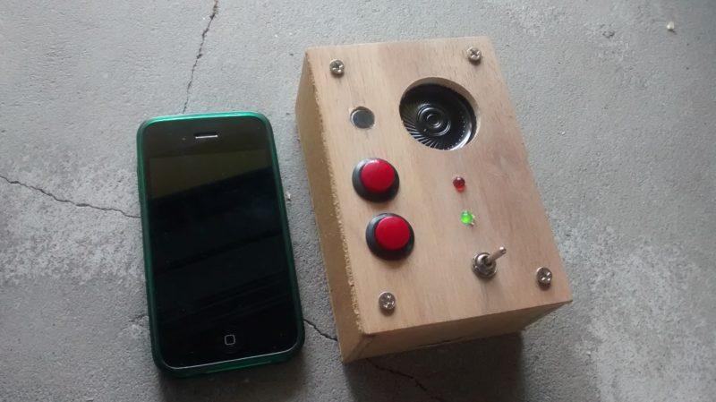 Arduino kids phone with sim cassiopeia ltd