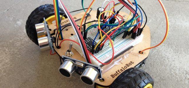 BuffaloBot (autopilot and R/C)
