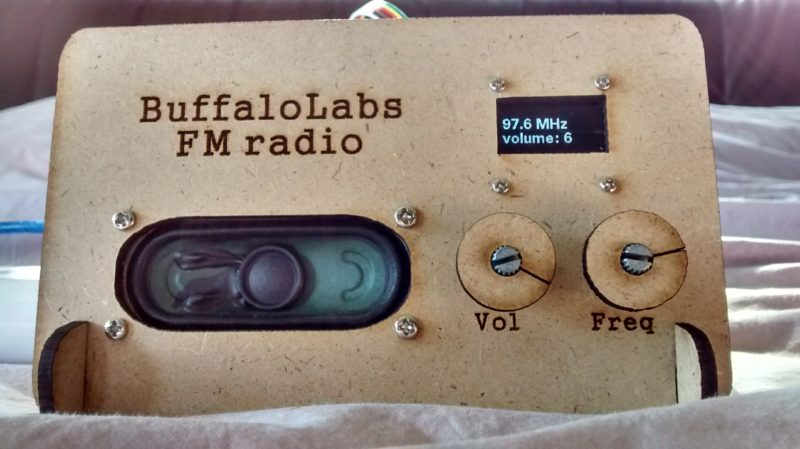 Arduino FM radio (with SIM800) – Cassiopeia Ltd