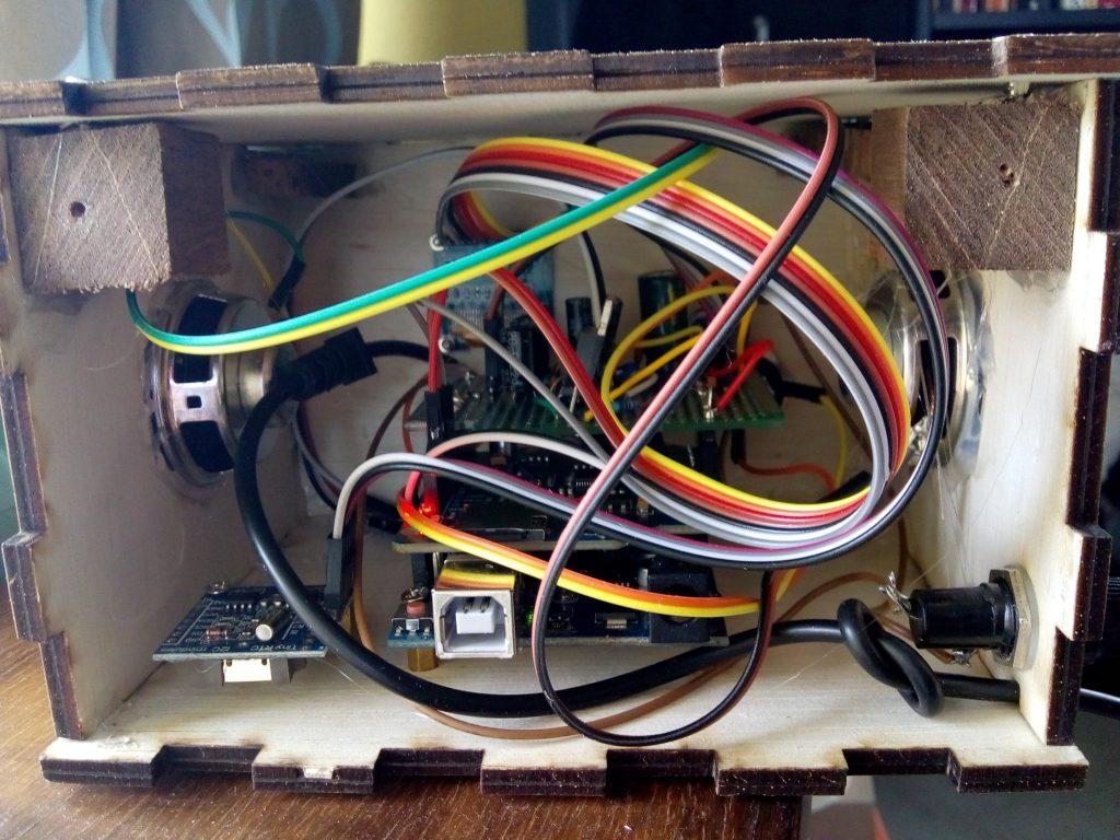 Arduino MP3 RTC alarm clock – Ciopeia Ltd on